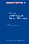 image of Beyond Markedness in Formal Phonology