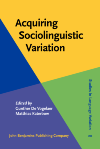 image of Acquiring Sociolinguistic Variation