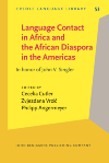 image of Language Contact in Africa and the African Diaspora in the Americas