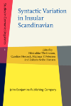 image of Syntactic Variation in Insular Scandinavian