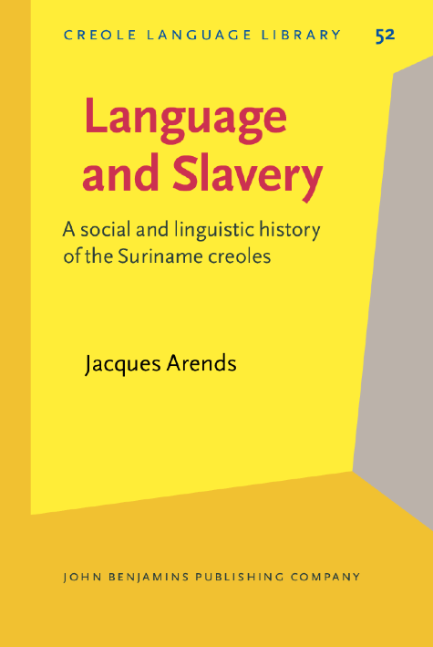 image of Language and Slavery