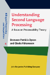 image of Understanding Second Language Processing
