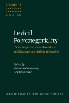 image of Lexical Polycategoriality