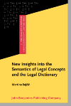 image of New Insights into the Semantics of Legal Concepts and the Legal Dictionary