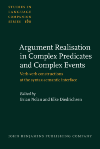 image of Argument Realisation in Complex Predicates and Complex Events