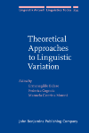image of Theoretical Approaches to Linguistic Variation