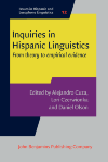 image of Inquiries in Hispanic Linguistics