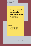image of Corpus-based Approaches to Construction Grammar