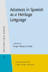 image of Advances in Spanish as a Heritage Language