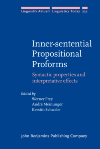 image of Inner-sentential Propositional Proforms