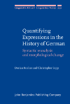 image of Quantifying Expressions in the History of German