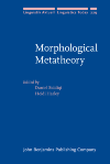 image of Morphological Metatheory