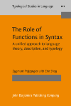 image of The Role of Functions in Syntax