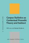 image of Corpus Stylistics as Contextual Prosodic Theory and Subtext