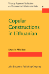 image of Copular Constructions in Lithuanian