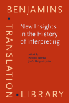 image of New Insights in the History of Interpreting