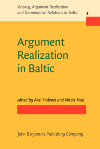 image of Argument Realization in Baltic