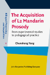 image of The Acquisition of L2 Mandarin Prosody