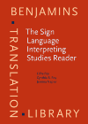 image of The Sign Language Interpreting Studies Reader