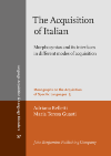 image of The Acquisition of Italian
