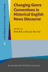 image of Changing Genre Conventions in Historical English News Discourse