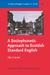 image of A Sociophonetic Approach to Scottish Standard English