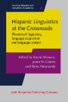 image of Hispanic Linguistics at the Crossroads