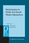 image of Participation in Public and Social Media Interactions