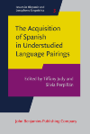 image of The Acquisition of Spanish in Understudied Language Pairings