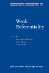 image of Weak Referentiality