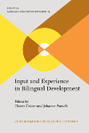 image of Input and Experience in Bilingual Development