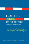 image of English in Nordic Universities