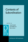 image of Contexts of Subordination