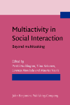 image of Multiactivity in Social Interaction
