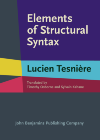 image of Elements of Structural Syntax