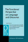 image of The Functional Perspective on Language and Discourse