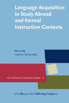 image of Language Acquisition in Study Abroad and Formal Instruction Contexts