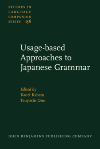 image of Usage-based Approaches to Japanese Grammar