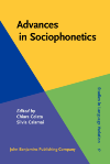 image of Advances in Sociophonetics