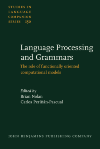 image of Language Processing and Grammars