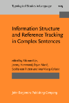 image of Information Structure and Reference Tracking in Complex Sentences