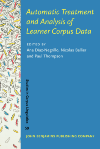 image of Automatic Treatment and Analysis of Learner Corpus Data