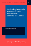 image of Qualitative-Quantitative Analyses of Dutch and Afrikaans Grammar and Lexicon