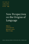 image of New Perspectives on the Origins of Language