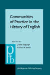 image of Communities of Practice in the History of English