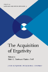 image of The Acquisition of Ergativity