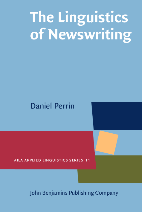 image of The Linguistics of Newswriting