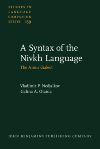 image of A Syntax of the Nivkh Language