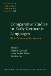 image of Comparative Studies in Early Germanic Languages