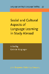 image of Social and Cultural Aspects of Language Learning in Study Abroad